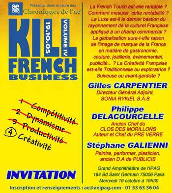 Galienni Plastikblog Les Français Sont Ils Encore Créatifs